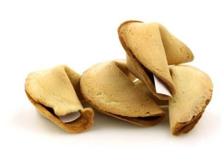 Chińskie ciasteczka z wróżbą 50 szt. - Janeco
