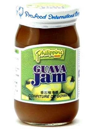 Dżem, konfitura z guawy 300g - Philipinne Brand