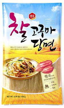 Makaron ze słodkich ziemniaków i tapioki 450g - Sempio