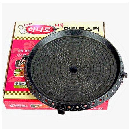 Patelnia, grill do koreańskiego BBQ o śr. 32cm - Hanaro