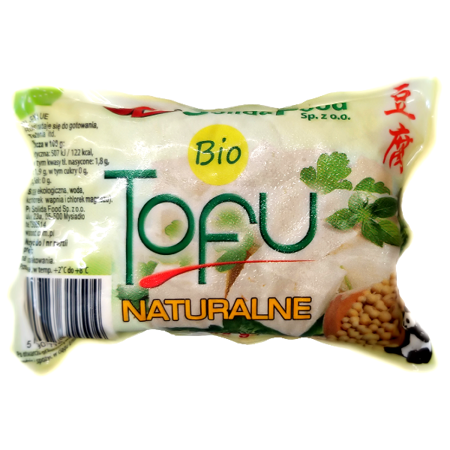 Tofu naturalne, ekologiczne 300g - Solida Food