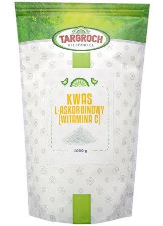 Witamina C Kwas L-Askorbinowy 1kg - Targroch